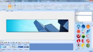 برنامج صنع البنرات الإعلانية EximiousSoft Banner Maker Pro 3.00