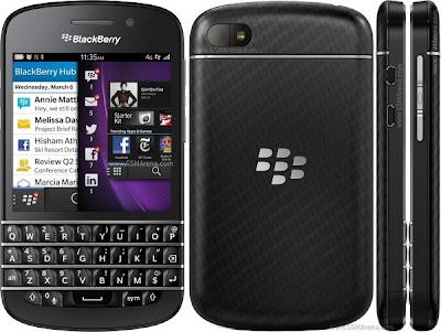 BlackBerry Q10 2013