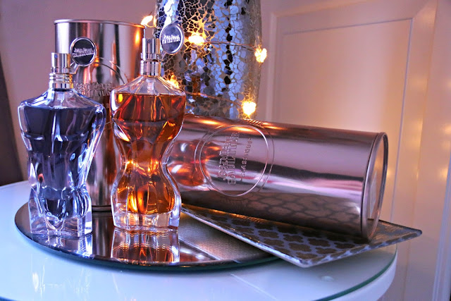 Jean Paul Gaultier Le Male Essence and Classique Essence Perfume Fragrance Image