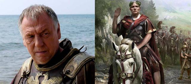 Guerra civil entre Pompeyo y Cesar