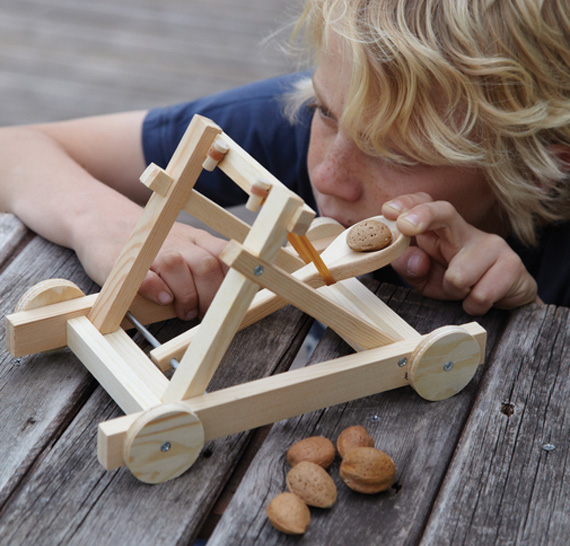 Image Gallery school catapult