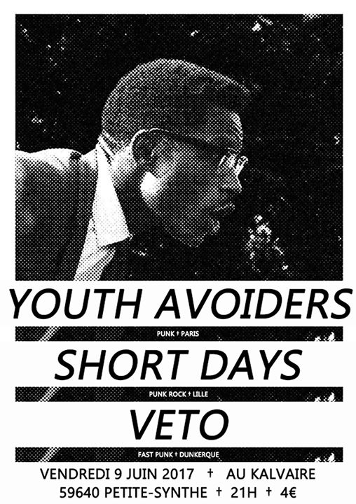 Jy éto Et Ti Youth Avoiders Short Days Veto At Le Kalvaire
