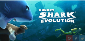 Hungry Shark Evolution v3.7.0 Mod Apk-cover