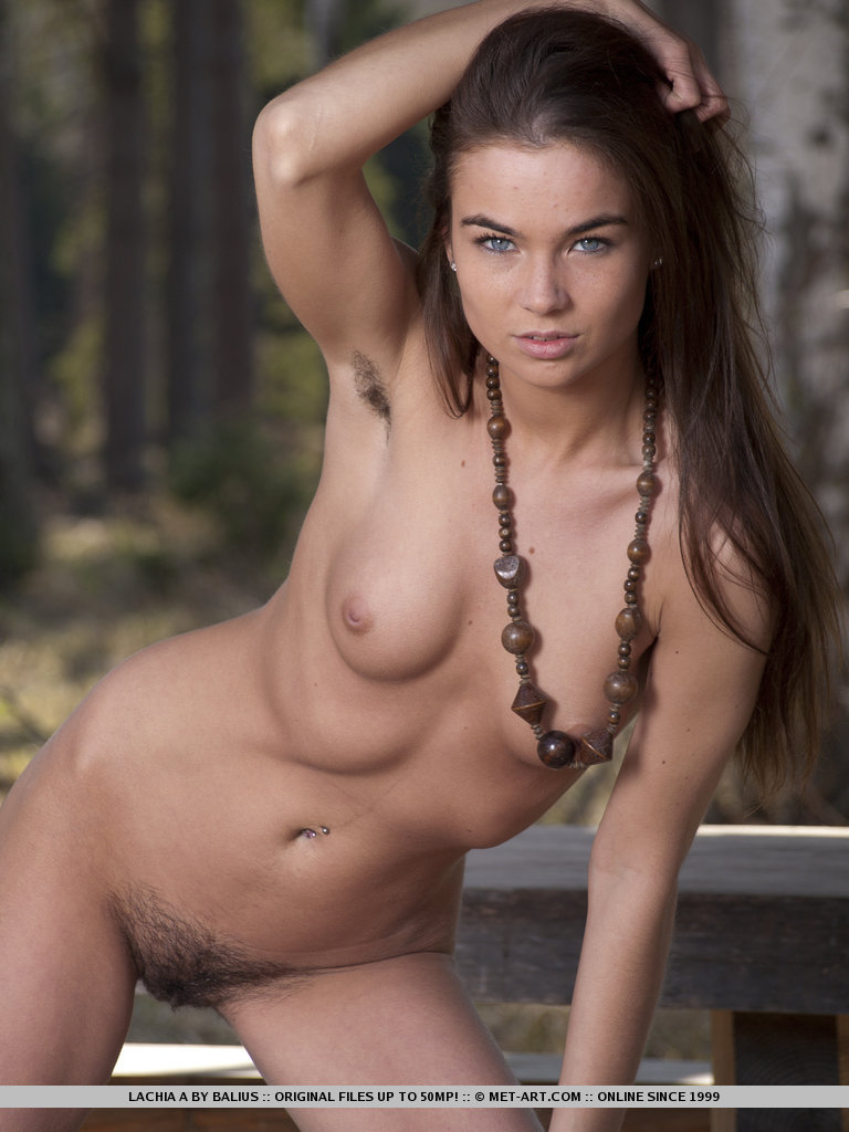 Teen Girl Hairy Armpit