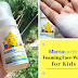 Aloe Vera & Coconut Based Foaming Face Wash for Kids by Mamaearth / Review