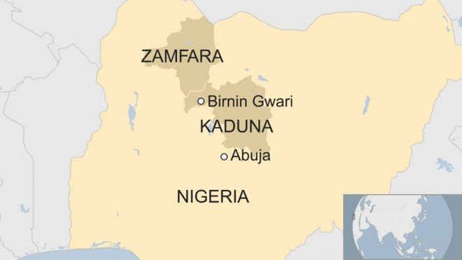 Nigeria Kaduna: Bandits slaughter 51 villagers