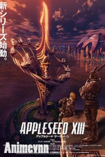 Chiến tranh người và máy -Appleseed XIII - Appleseed XIII 2011 2011 Poster