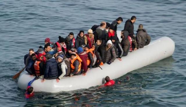 30 μέλη ΜΚΟ διακινούσαν μετανάστες στο βόρειο Αιγαίο