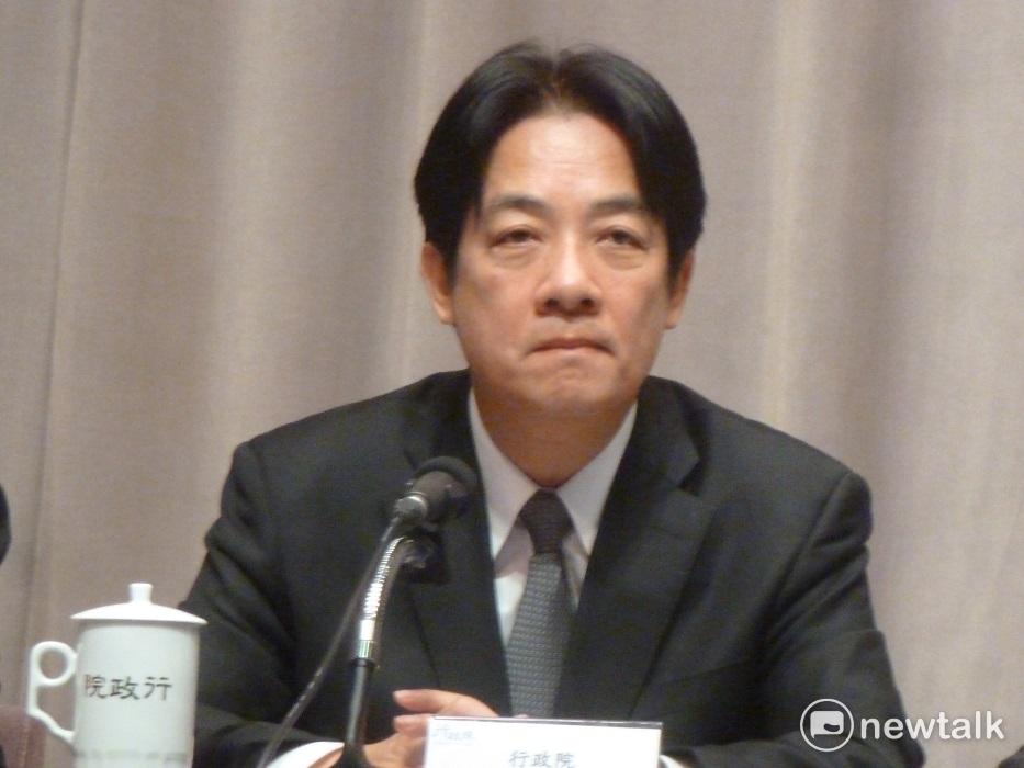 行政院長賴清德在院會中表示,《勞基法》修正草案在四大保障不變的情況下,仍必須立即修法,以免對台灣經濟產生危害。