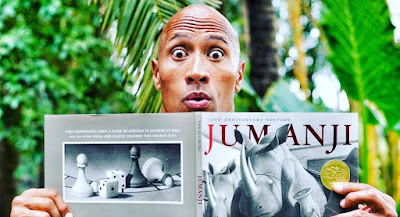 Jumanji 2 First Day Box Office Collection