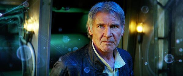 """""""Star Wars VII: El despertar de la Fuerza"""" (J. J. Abrams, 2015)"""