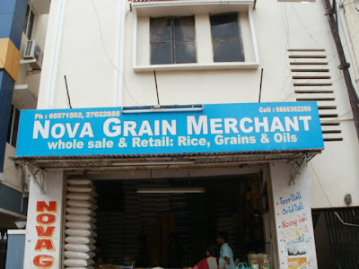 Nova Grain Merchant Chikkadpally Hyderabad