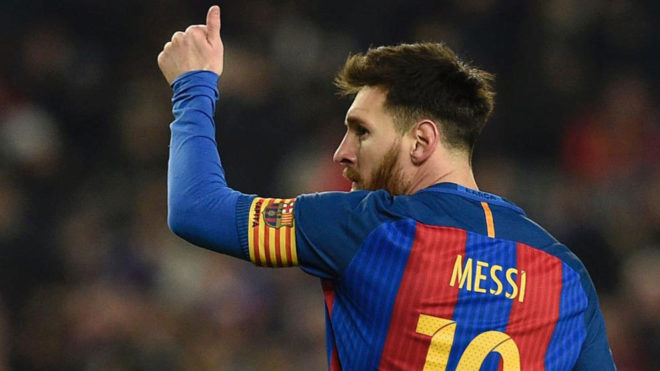 Messi shows no signs of slowing down