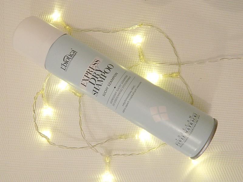 dry shampoo express