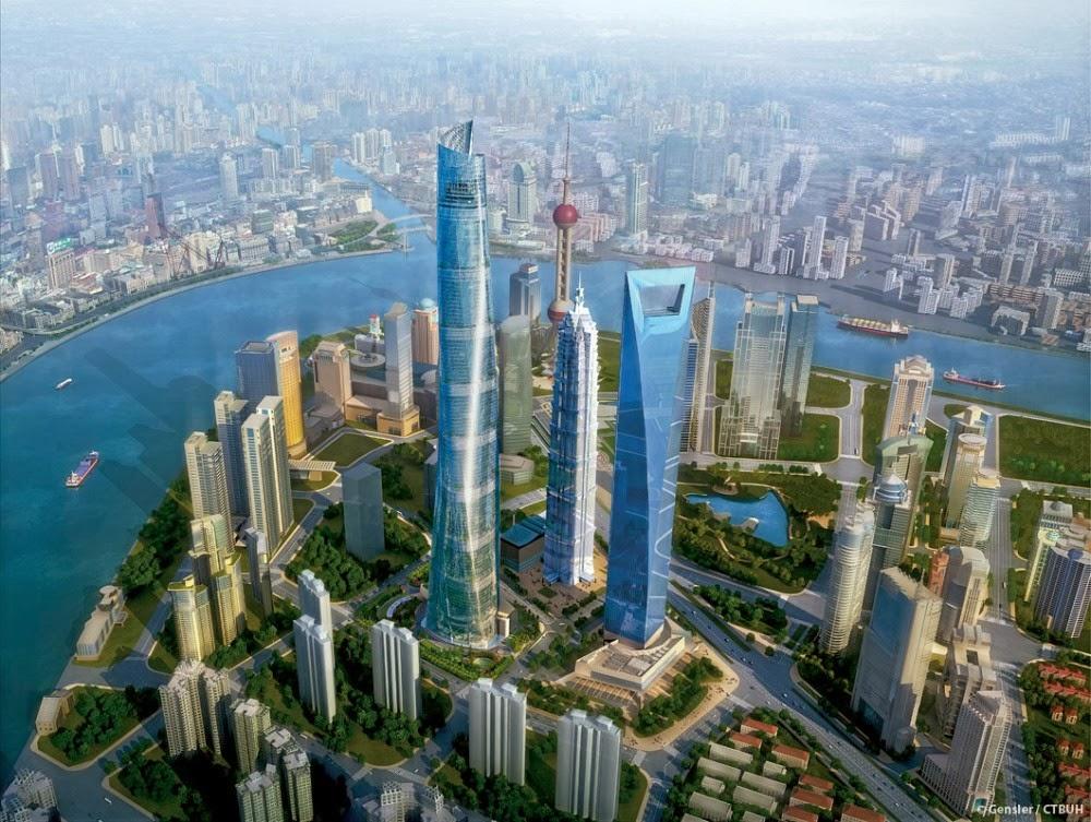 China tallest skycreaper building