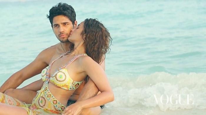 Alia Bhatt Bikini Scene