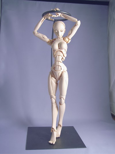 stand model figur jepang