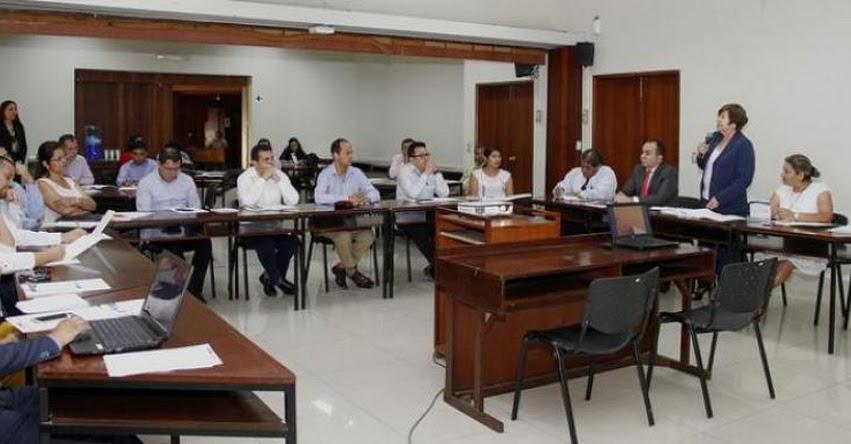 PRONABEC realiza taller de adecuación del nuevo manual de operaciones - www.pronabec.gob.pe