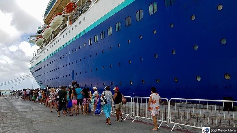 Porto de cruzeiros em Aruba - Guia completo: o que fazer em Aruba