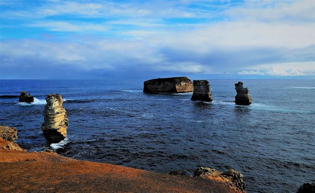 Great Ocean Road, Bay of Islands