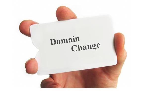Cara Mengganti (Mengalihkan) Domain TLD Lama Ke Domain TLD Baru di Blogger tanpa kehilangan pengunjung