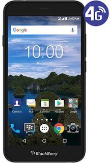 Spesifikasi Blackberry Aurora
