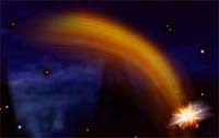 2012 Sternenlichter: Sternschnuppen 1/ 2015 - Flug 4U 9525