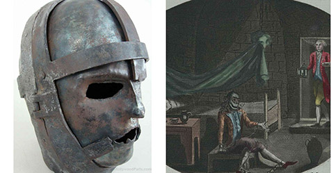 The Man in the Iron Mask Unknown Mysterious Prisoner
