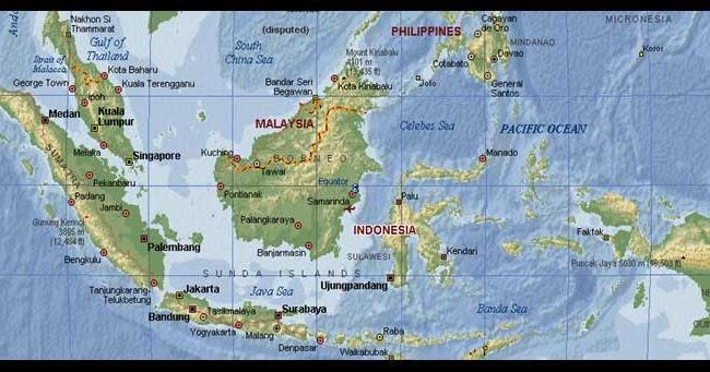 Lihat contoh di bawah ini! Pengertian Peta Jenis Dan Komponennya Lengkap Awalilmu Com