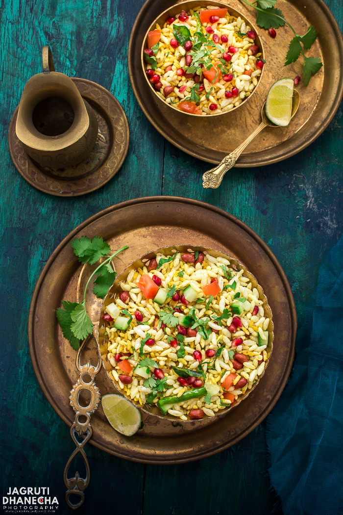 Satisfy your snack cravings with this quick and easy yet lip-smacking Mamra Upma-Spiced Puffed rice with vegetables. Not only this snack is great for kids, but it is also the perfect snack for adults too. A super puffed-rice recipe to enjoy over the weekend as a brunch or at tea time with friends and family.