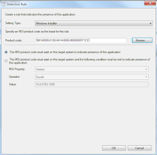 Office 2010 Language Pack Deployment in the Software Catalog for SCCM 2012 9