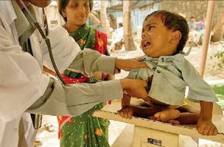 41.6% of Gujarat's kids stunted, finds Unicef study (TOI)