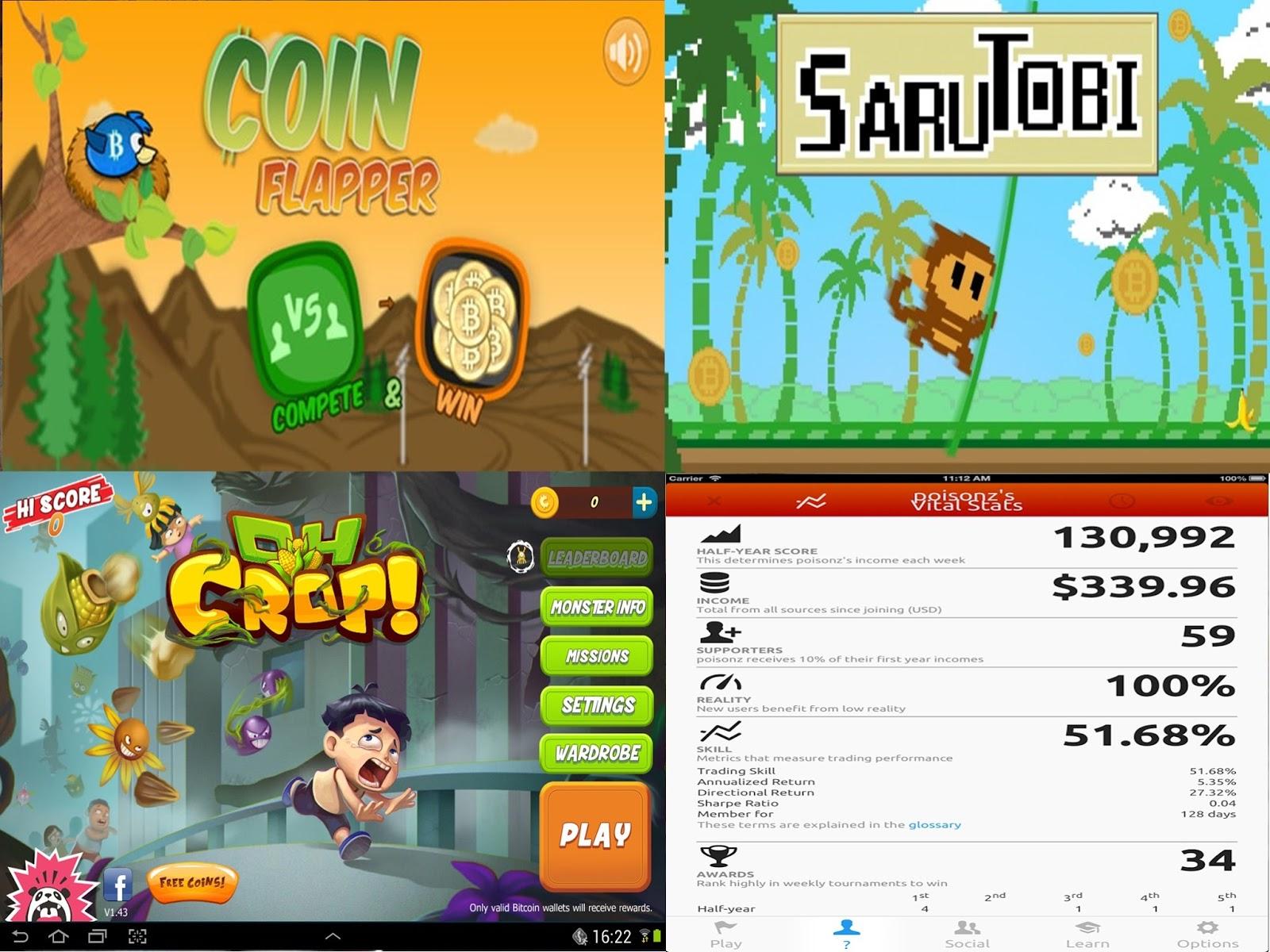 Bitcoin Games Top No Deposit Bitcoin Games You Can Earn Btc From