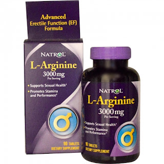 L-Arginine 3000mg - Tăng cường sinh lý nam