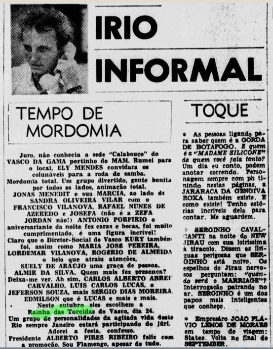 Força Jovem Jornal Luta Democrática 1980 d6acaf1314412