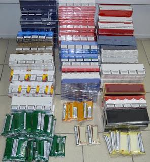 Συνελήφθη 37χρονος στην Πιερία για λαθρεμπόριο καπνικών προϊόντων