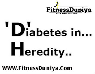 diabetes,diabetes in heredity history