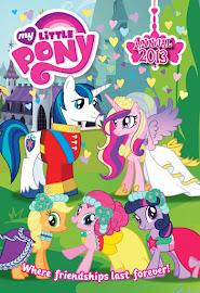 My Little Pony Annual 2013 Books