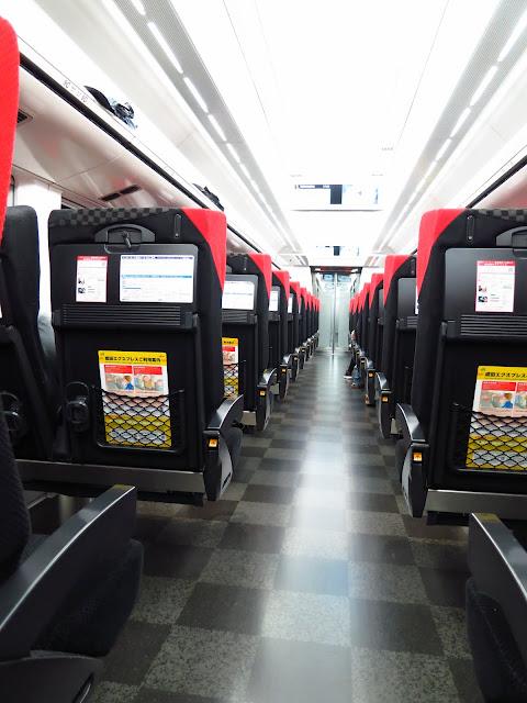 Tokyo Narita Express Train. Tokyo Consult. TokyoConsult.