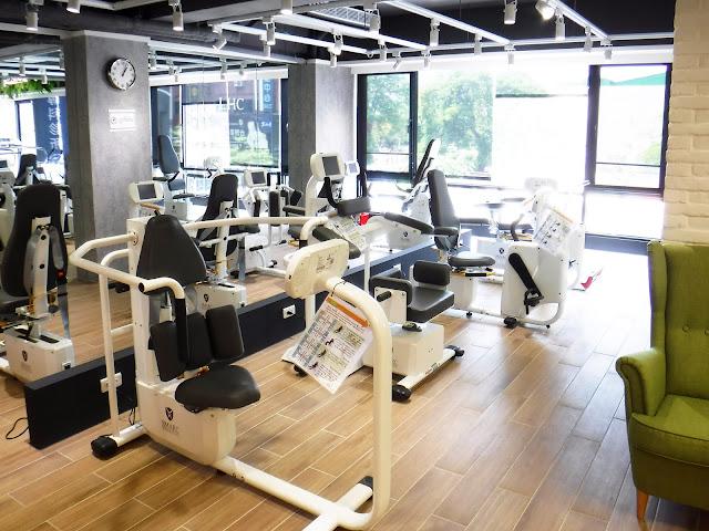 捷安復健專科診所-高雄市前金區-運動治療-肌力訓練-物理治療