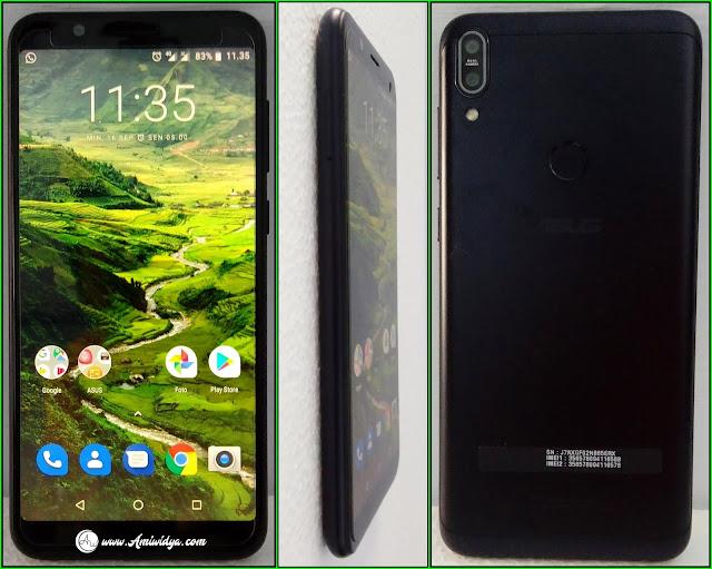 Produk smartphone ASUS