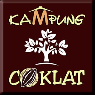 Logo Kampung Coklat Blitar