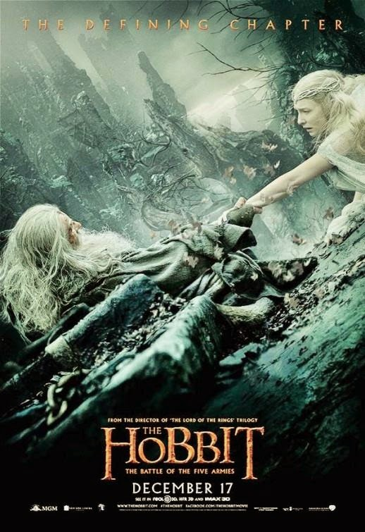 the middleearth blog five more the hobbit 3 posters