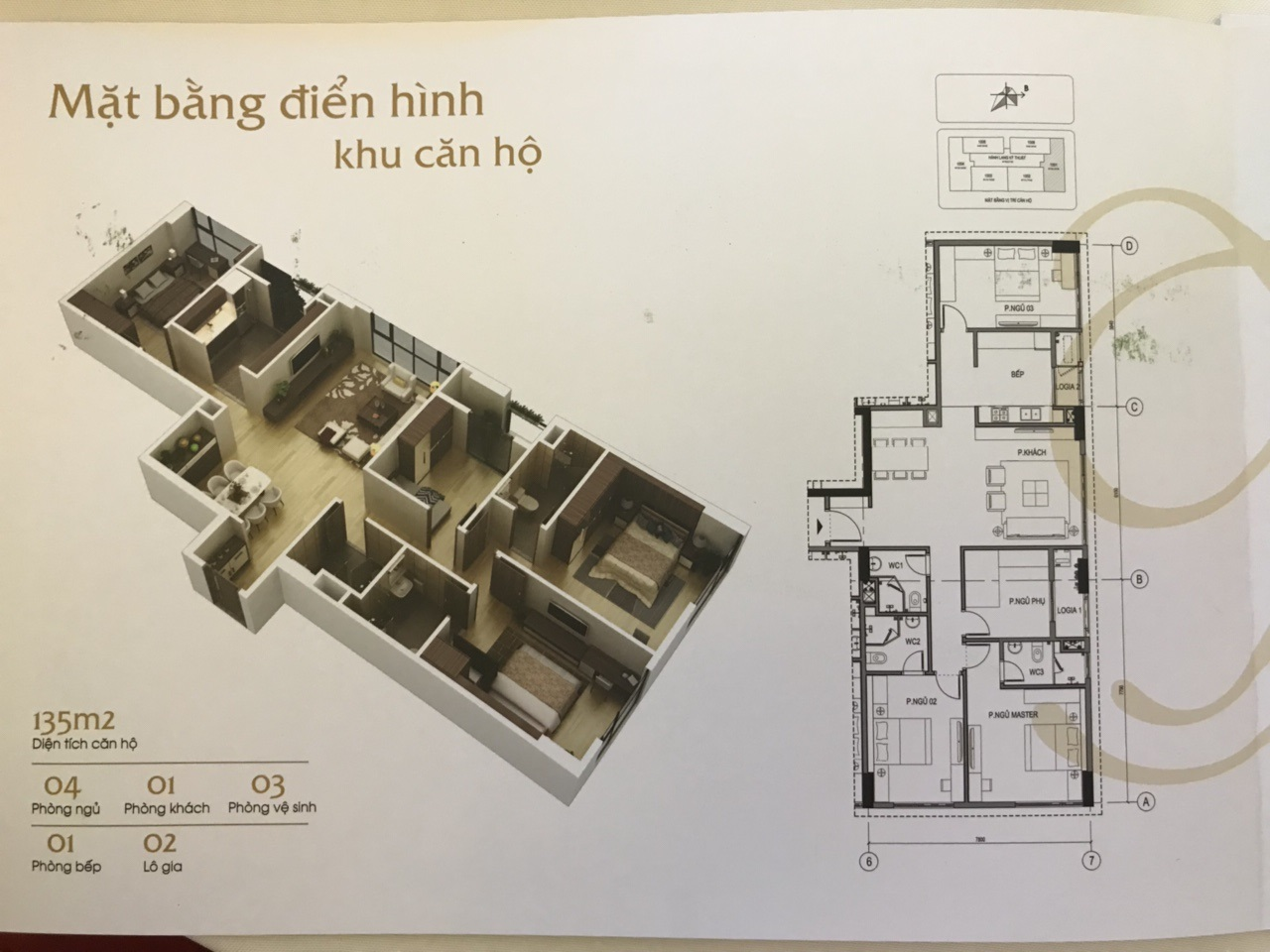 thiết kế chung cư 83 hào nam