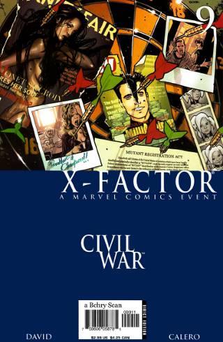 Civil War: X-Factor #9 PDF