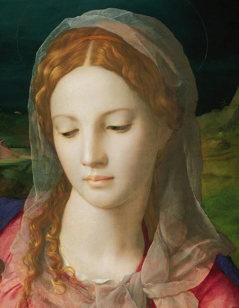 Close- Of Agnolo Bronzino' Paintings Tutt'art Pittura Scultura Poesia Musica