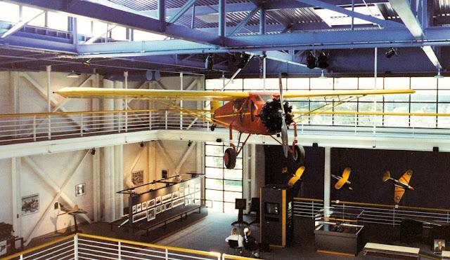 Sobre o Museum of Flying em Santa Mônica