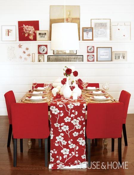 mesa posta natal
