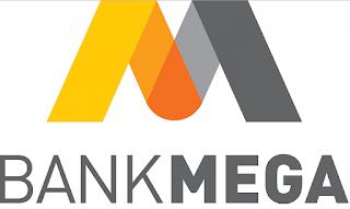 Logo PT. Bank Mega, Tbk