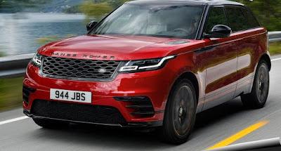 Desain Land Rover Range Rover Velar